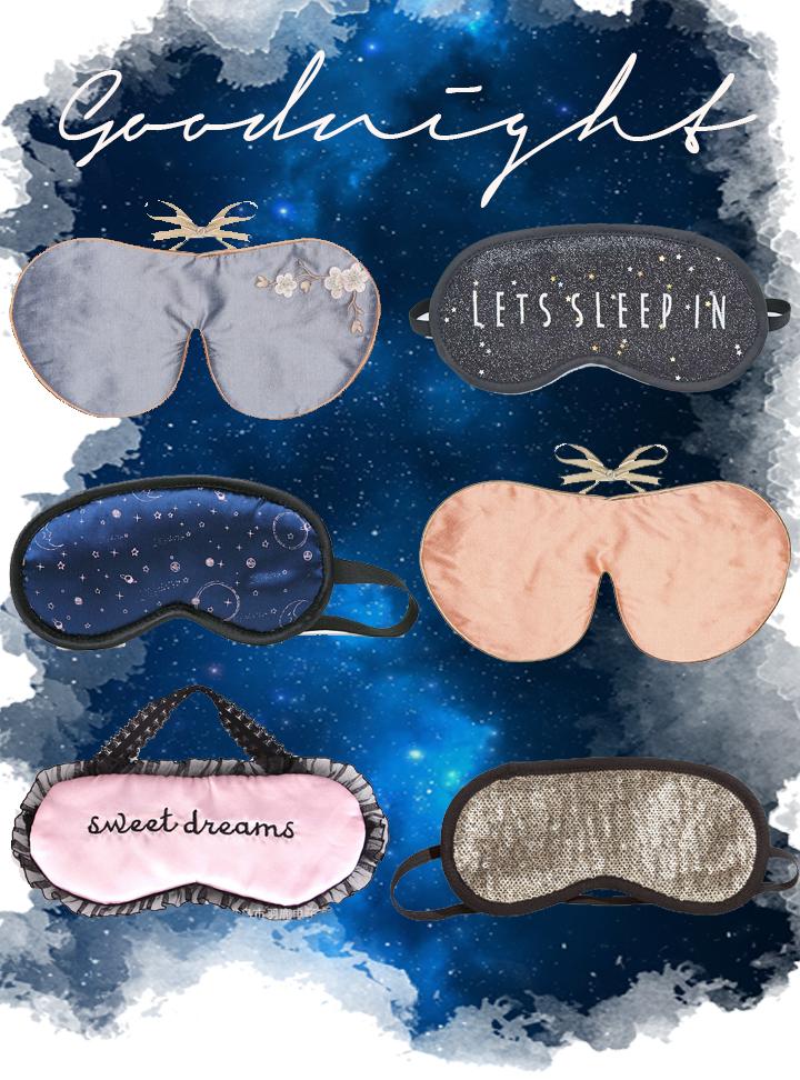 sleepin masks