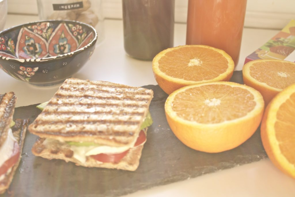 Lav din egen Joe & The Juice sandwich panini avokado juice