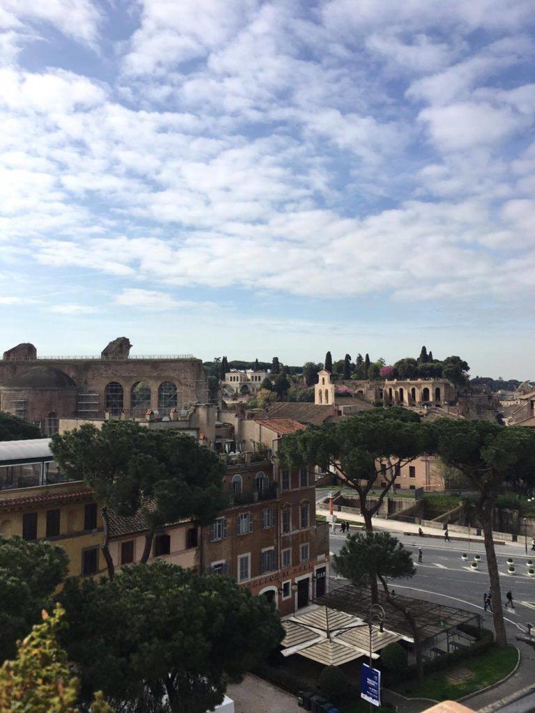 Besøg Rom rejsetips hotel i rom overnatning Odensebloggers odense blogger fra jeanette hardis travel