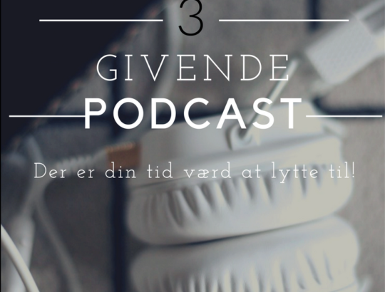 Podcast Jeanette Hardis Lets blog some shit blogger fra odense