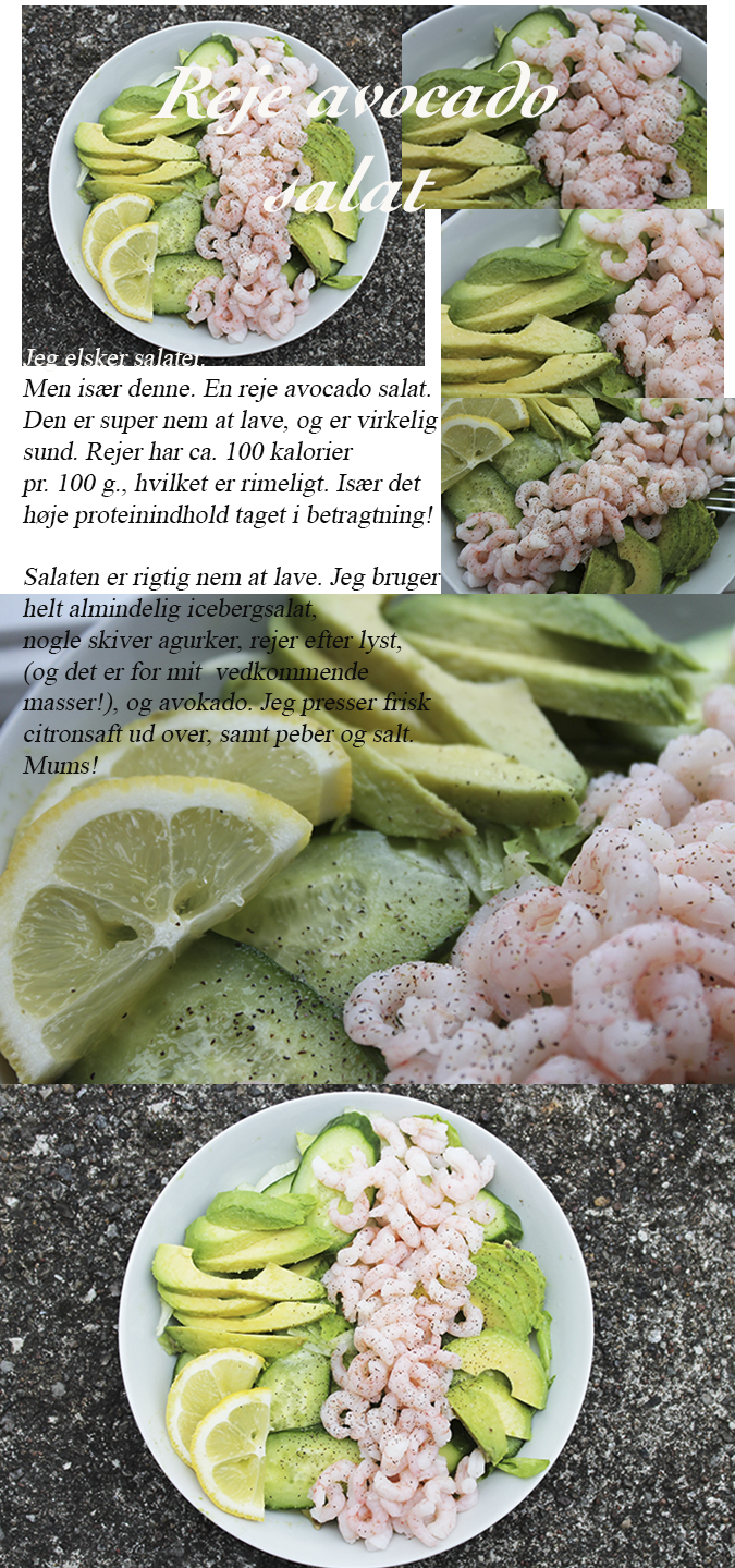 reje avokado salat