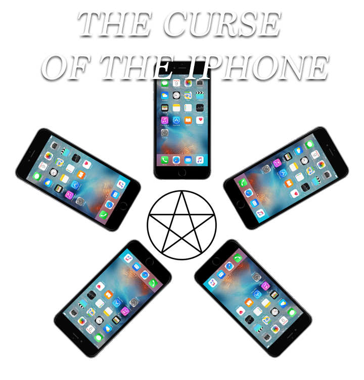 iphone forbandelse
