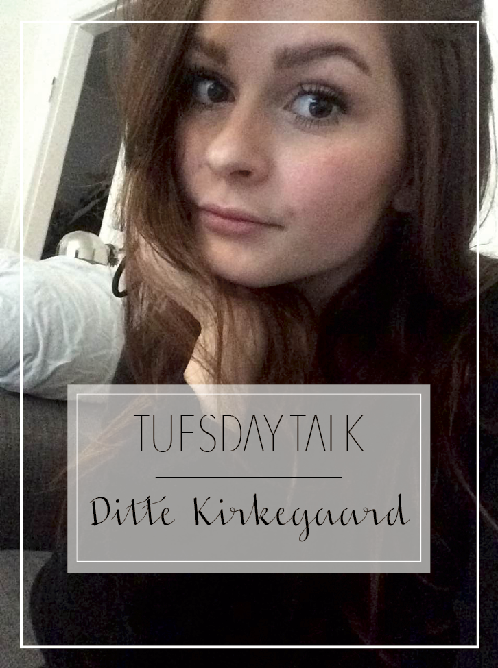 tuesday talk ditte