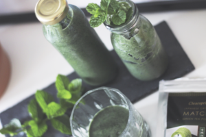 matcha smoothie jeanette hardis odense blogger
